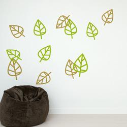 Vinyluse, Leaf