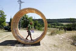 installazione 2 _ Hello Wood Festival