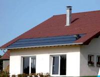 Isover Saint-Gobain Bituver positive roof: Un'istallazione