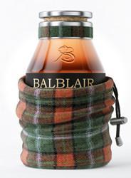 balblair limited edition tessuto tartan