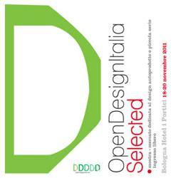 Open Design Italia Selected_logo