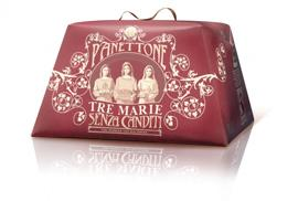 Tre Marie, panettone vintage