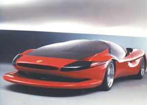 Ferrari. by Colani
