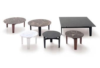 Marmo nei tavoli di design for Tavoli di design in marmo