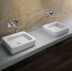 doppio lavabo Roma, Catalano