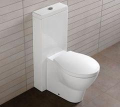 Installare la cassetta di scarico wc - Dimensioni water piccolo ...