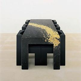 Draenert, sedia x1 e tavolo x2