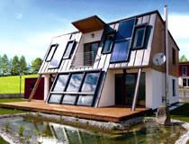 Casa EnergyX di Hartl Haus: Vista esterna