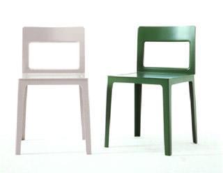 Hole Chair di Cappellini