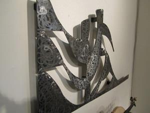 Una della creazioni Ferro&Fuoco
