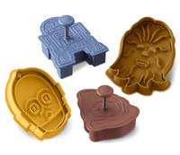 Star Wars: Formine per biscotti Droids and Aliens ( imagesource www.starwars.com)