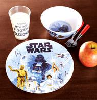 Star Wars: Set da tavola ( imagesource www.starwars.com)