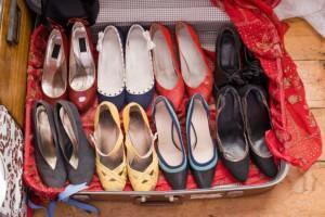 Dove riporre le scarpe
