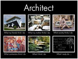 La professione di architetto