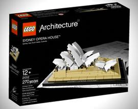 Lego Architecture, Sidney Opera House