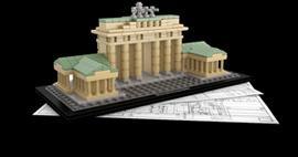 Lego Architecture, Porta di Brandeburgo