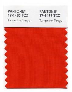 Pantone, Tangerine Tango