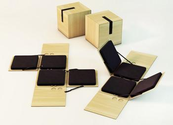 Cube di Creative Space Serbia