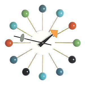 ball clock, Vitra