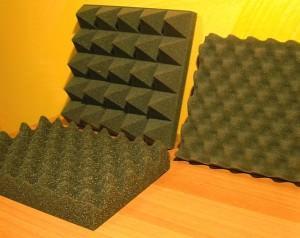Pannelli fonoassorbenti riciclati