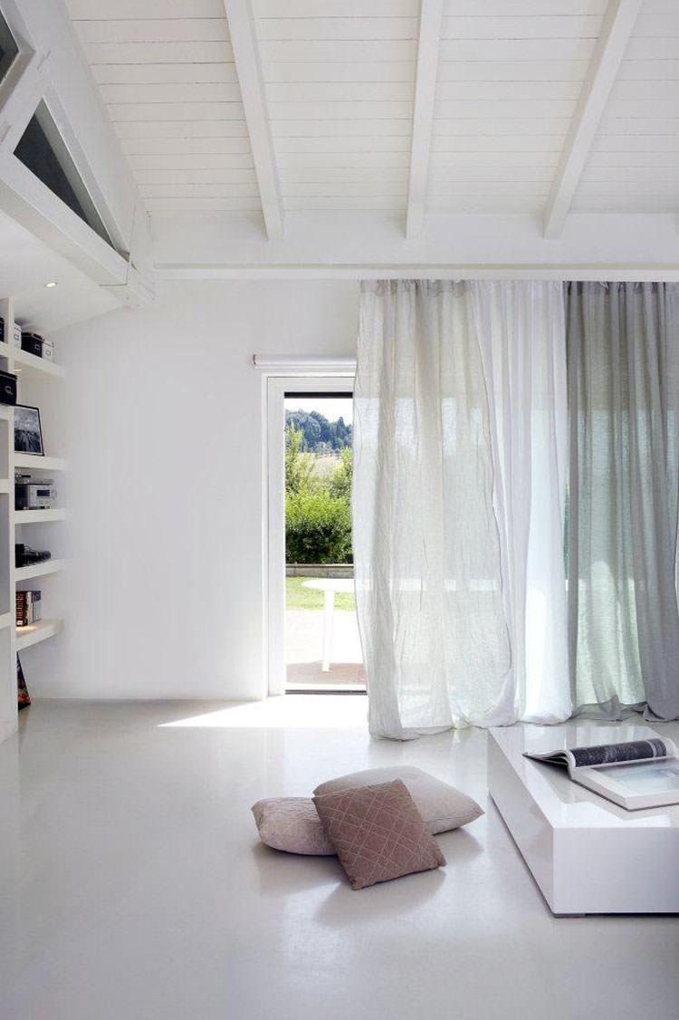 Colori e tessuti primaverili in casa - Colori interno casa ...