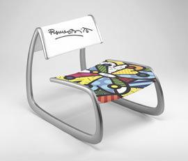 Infiniti Design, Gchiar versione Romero Britto