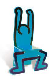 Vilac, sedia Keith Haring