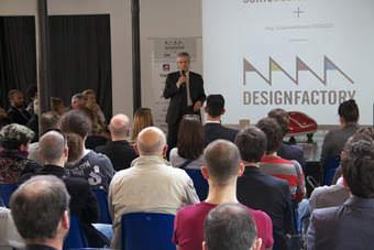 presentazione Design Factory