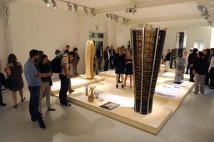 inaugurazione mostra Giovani Architetti Grattano il Cielo