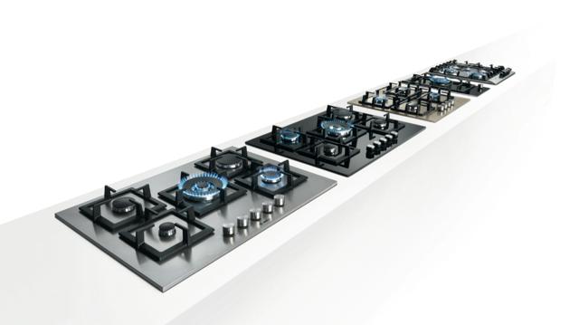 Nuove tecnologie per piani cottura e forni for Nuovi progetti e piani per la casa