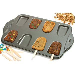 formine per ghiaccioli e biscotti