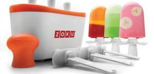 macchina per i ghiaccioli Zoku Pop Maker