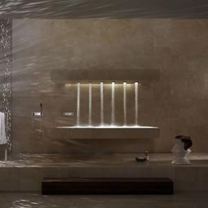 Horizontal Shower, Dornbracht