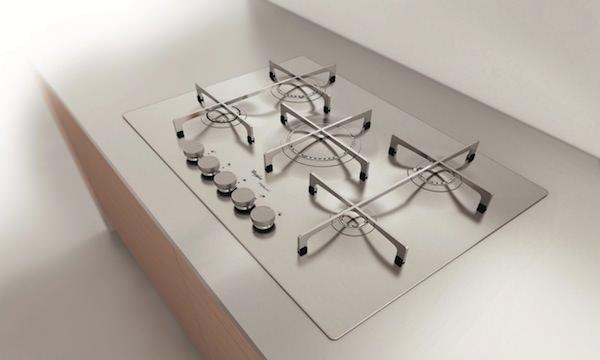 Nuove tecnologie per piani cottura e forni - Piani cottura design ...
