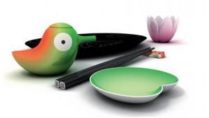 set sushi di Alessi