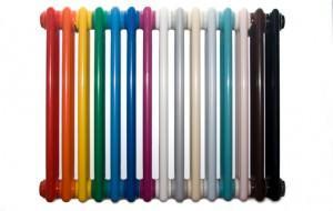 Termosifone colorato