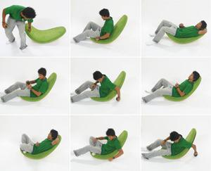 Lime Studio, Leaf Rocking Chair