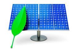 Moduli fotovoltaici.