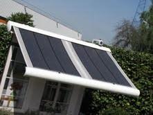 Dickson: tenda fotovoltaica, prototipo.