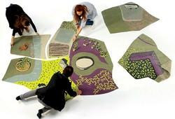 Sergio Mannino Studio: Non Flying Carpet