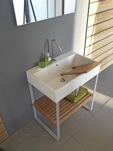 Lavabo per bagno padronale e di servizio for Colavene arredo bagno