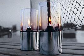 Stelton, Oil Lamp