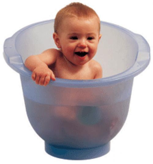 Vasca pratica per il bagnetto - Vaschetta bagno bimbi ...