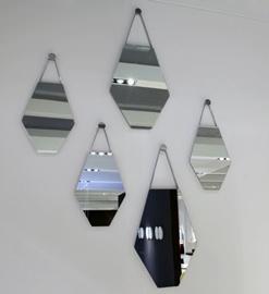 appendiabiti con lo specchio per l 39 ingresso. Black Bedroom Furniture Sets. Home Design Ideas