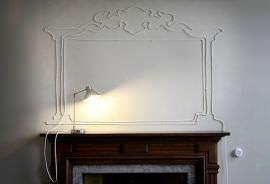 Maisie Maud Broadhead, disegno con cavo elettrico