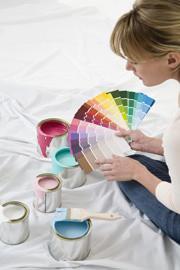 Campionario di colori