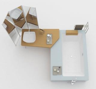 Wing Table di Makro