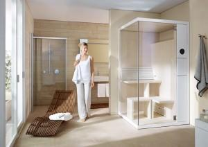 sauna Inipi B, Duravit