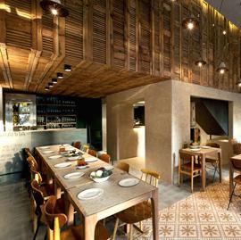 k - studio, ristorante Capanna