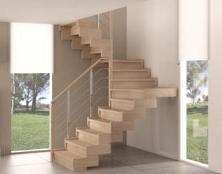 Scale per interno di design - Scale di design ...